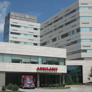 Critical Care Expansion Shawnee Mission Medical Center/Stone Pan